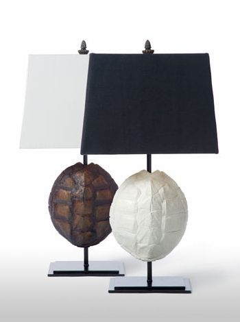 I want this - Tortoise Shell Table Lamp - Clayton Gray Home