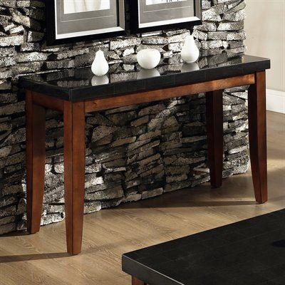Steve Silver Company Montibello Sofa Entry Table - Home Furniture Showroom