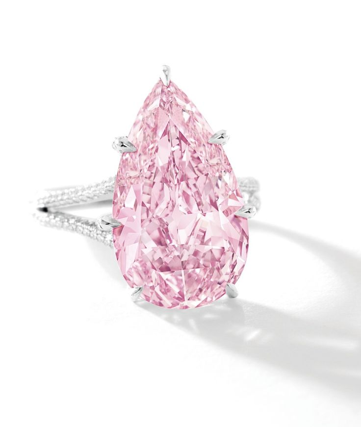 World's 'next great pink diamond' to go on sale-Telegraph