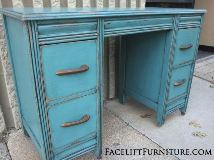 distressed blue furniture. desks u0026 vanities painted glazed distressed blue furnituredistressed furniture