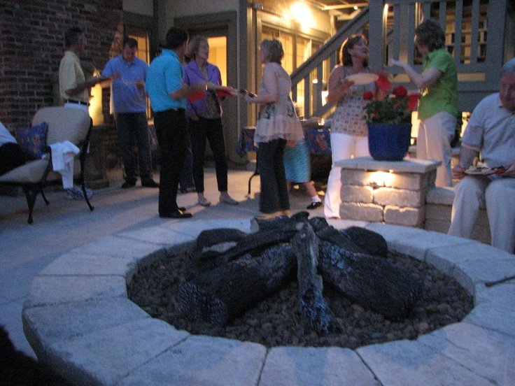 102 Best Images About Patio Ideas On Pinterest Fire Pits
