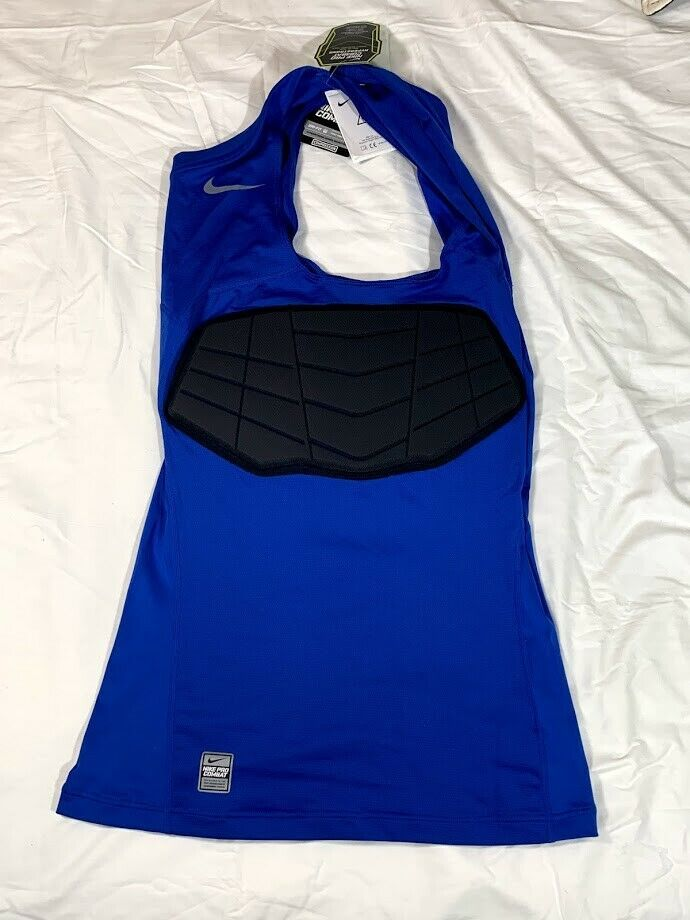 e45caef7 NIKE Men's Pro Combat Hyperstrong Basketball Pads Compression Shirt Size LT  NEW #Nike #procombat #compressionshirtr #basketball #basketballshirt  #padshirt