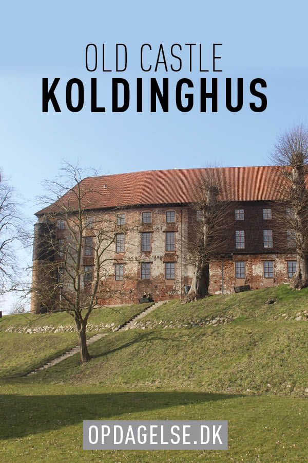 Old castle in denmark - Koldinghus