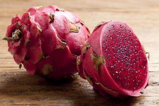 El Huerto en Macetas: Frutas exóticas: La Pitahaya