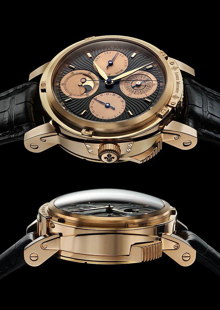 Louis Moinet Magistralis watch