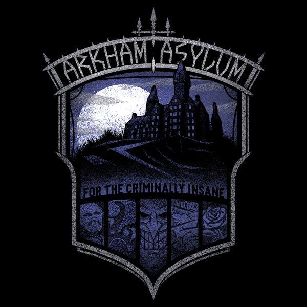 Arkham Asylum - Ouch! Killer Croc Bit Me! - Neatorama