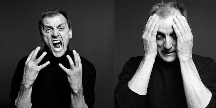 scream - photographic art project