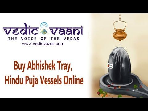 Buy Abhishek items, Abhishek Tray, Hindu Puja Vessels,  Vedicvaani.com, Shiv abhishek pot for shravan and Mahashivaratri Online at low price. http