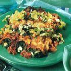 Receita de Enchiladas de carne de porco e espinafre - Allrecipes.com.br