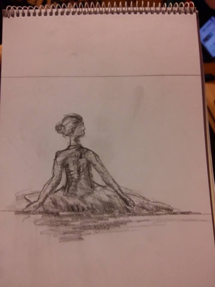 is one of my favorite drawing