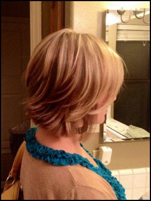 23 Short Layered Haircuts Ideen für Frauen   – Neue Frisuren