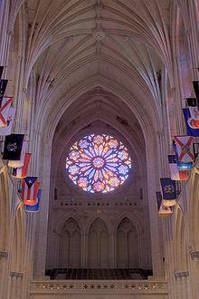 Rose Window, Washington National Cathedral