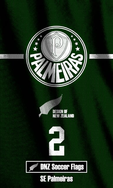 DNZ Soccer Flags: Wallpapers: SE Palmeiras