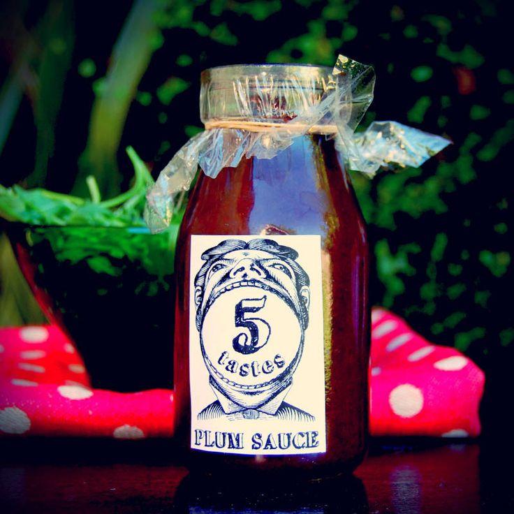 Five tastes Plum Sauce http://www.ballaratfood.com/index.php/recipes/five-tastes-plum-sauce
