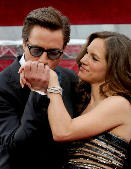 Robert Downey Jr. and Susan Downey Photos - 82nd Annual Academy ...