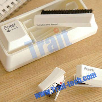 mini tastiera creativo set di cancelleria cucitrice pugno tastiera pennello titolare clip-Kit Stationery-Id prodotto:933685798-italian.alibaba.com