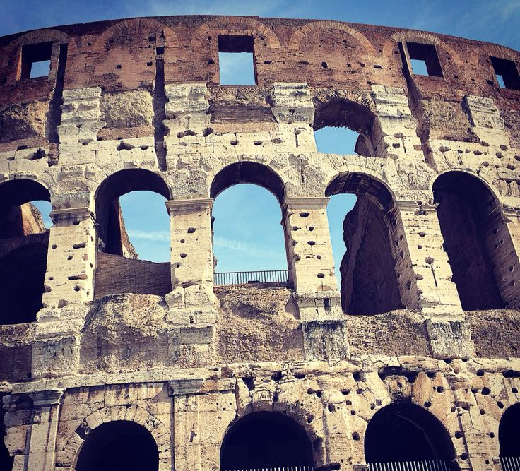 Rome | Colosseum | October 2014 | city trip