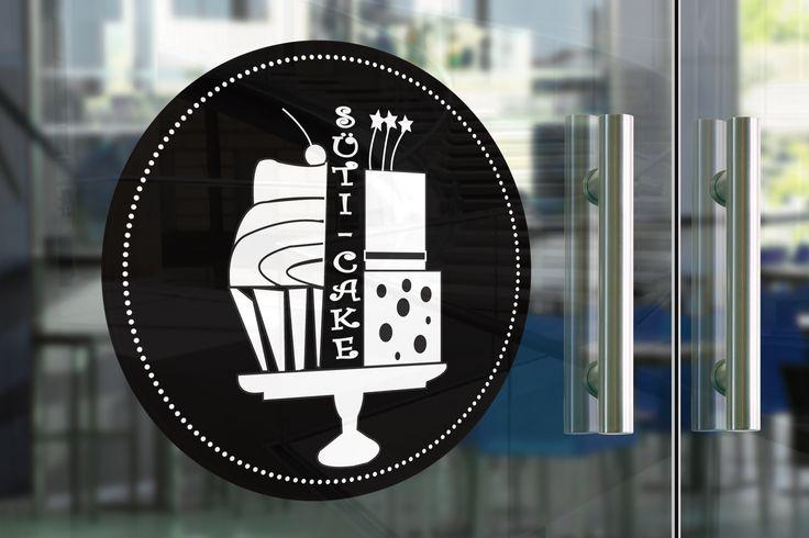 Süti-cake logó