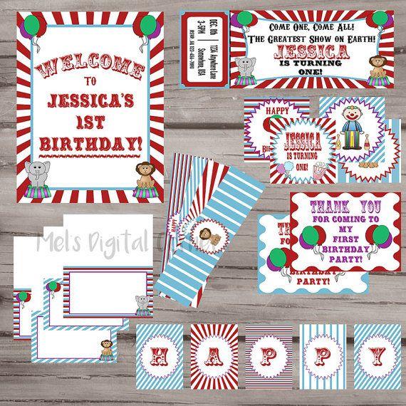 Birthday Party Ideas Augusta Ga: 1000+ Ideas About Carnival Birthday Invitations On