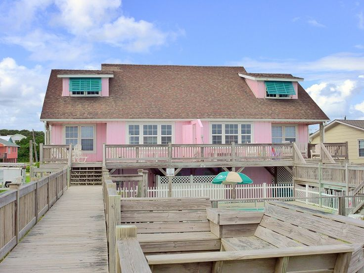42 Best Pink Houses Images On Pinterest Pink Houses