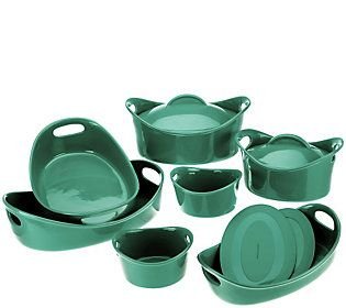 Rachael Ray Bubble & Brown 11-Pieces to make your cooking a breeze!