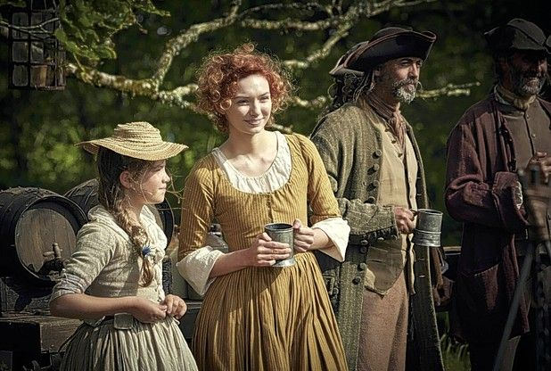 Poldark episode 2 on BBC1: Dad's delight at rave reviews for Eleanor Tomlinson