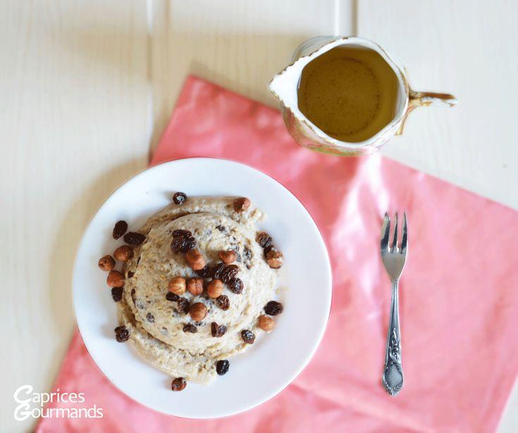 Caprice Gourmand n°120 Le bowl cake, vous connaissez ? C'est simplement le voisin du mug cake, soit : un gâteau micro-ondes mais dans un bol cette fois. Idéal pour un petit déjeuner ou un gros enca...