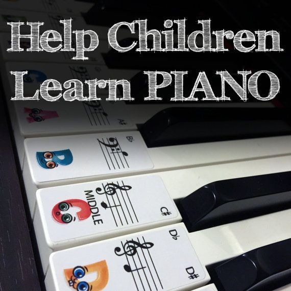 These labels are beautifully presented especially for children learning Piano, what a great and fun way to help children love the piano.This set of label stickers is for a 88 key piano or keyboard, Labels are in order ready to be placed on the keys with middle C highlighted for easy reference. Labels are easily removed if needed. Each Label is 20mm wide x 48mm long.  The labels will help anyone wanting to learn piano, with the letter of the key and note placement on the bar to aid and help…