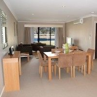 Jewel on the Crowne. 2 bedroom apartment within Crowne Plaza Hunter Valley complex. hunter valley accommodation #huntervalley
