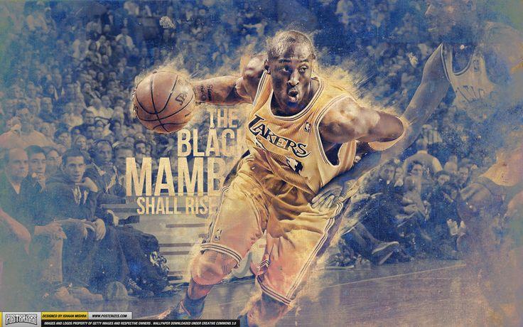 Kobe Bryant Wallpaper Black Mamba wallpaper
