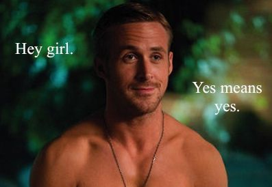 Feminist Ryan Gosling and it would be a yes!