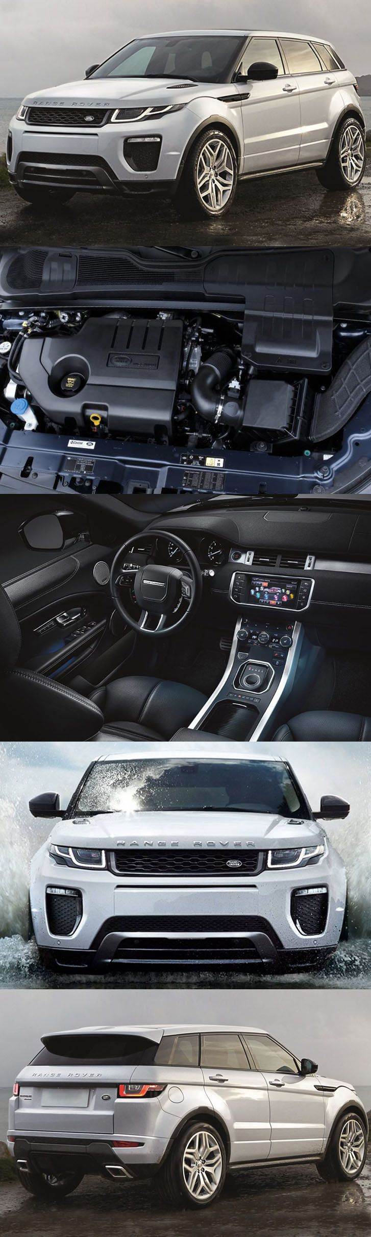 2016 #RANGEROVER #EVOQUE – LET'S GET #DIRTY For more detail:http://www.rangerovergearbox.co.uk/blog/2016-range-rover-evoque-lets-get-dirty/