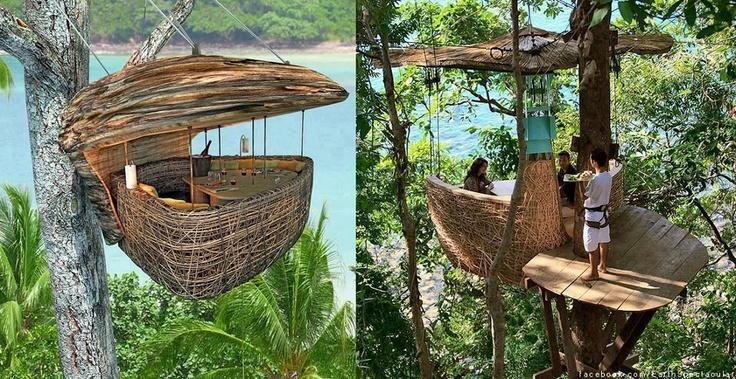 Soneva Kiri's Treepod, Koh Kood Island, Thailand