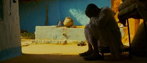 The Darjeeling Limited (2007, Wes Anderson) / Cinematography by Robert Yeoman