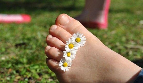 Um tratamento especial nos pés, feito com um podólogo, pode fazer muita diferença