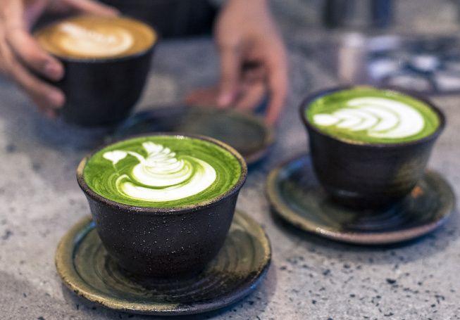 Matcha Lattes and Katsu rolls in the CBD - Food & Drink - Broadsheet Sydney