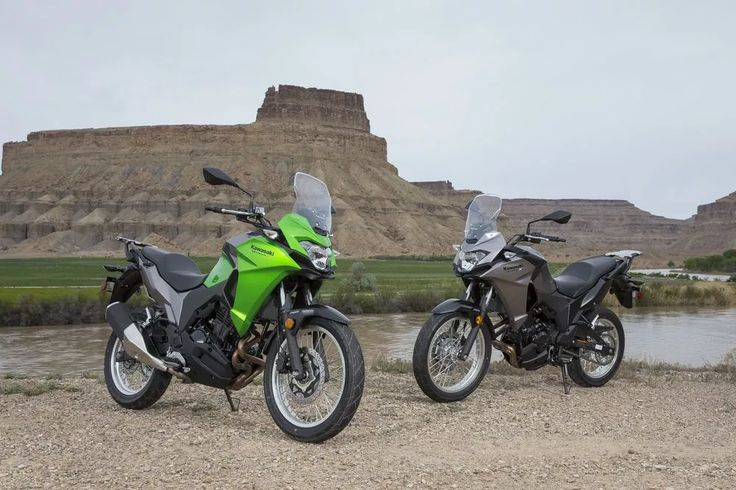 2017 Kawasaki VersysX 300 ABS FIRST RIDE REVIEW Motos