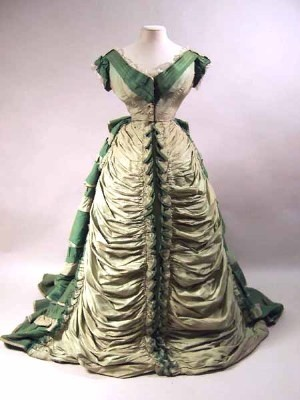 dress  Date: 1874-1876  Accession Number: 1947.4101  Manchester City Galleries