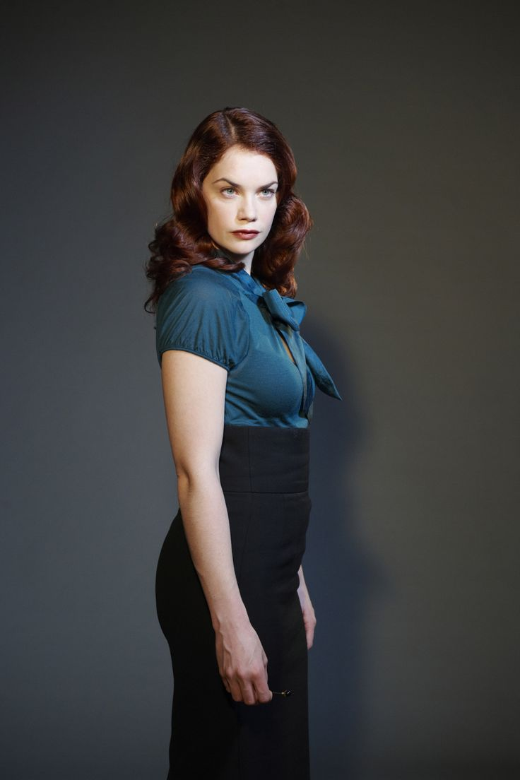 Alice Morgan (BBC One's Luther) played by Ruth Wilson