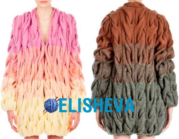 ЛАЛО / Вязание спицами / Вязание для женщин спицами. Схемы вязания спицами
