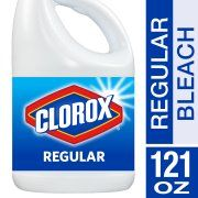 Clorox Bleach, Regular Scent, Choose Your Size