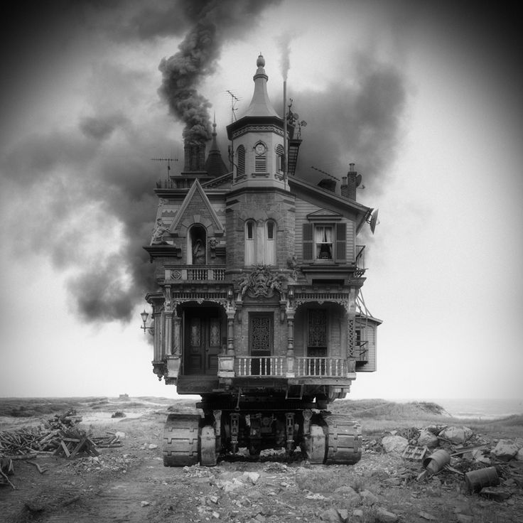 Jim Kazanjian's fantastic landscapes are wild and gloomy affairs, aberrations upends our conventions of naturalism. Kazanjian crafts a bleak pictorial universe of smoldering dead suns, crumbling labyrinths, and claustrophobic spatial impossibilities.