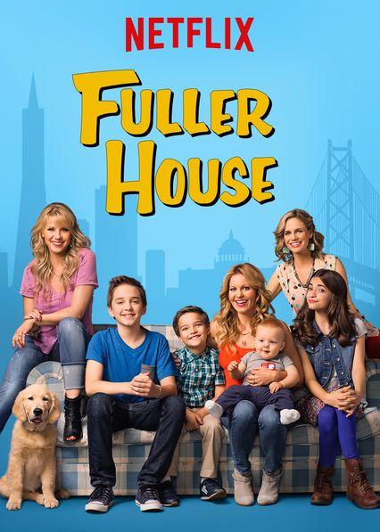 """Netflix Original - Fuller House - Saison 1 La saison 1 de la série  Fuller House est disponible en français sur Netflix Canada Netflix France  [traileraddict id=""""..."""