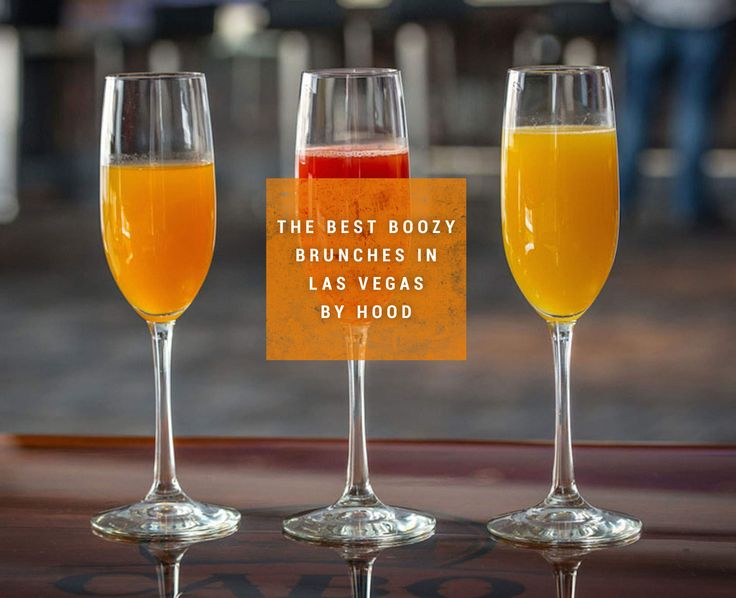 Holy sh*t there are a lot of bottomless Bloody Mary deals in Vegas.