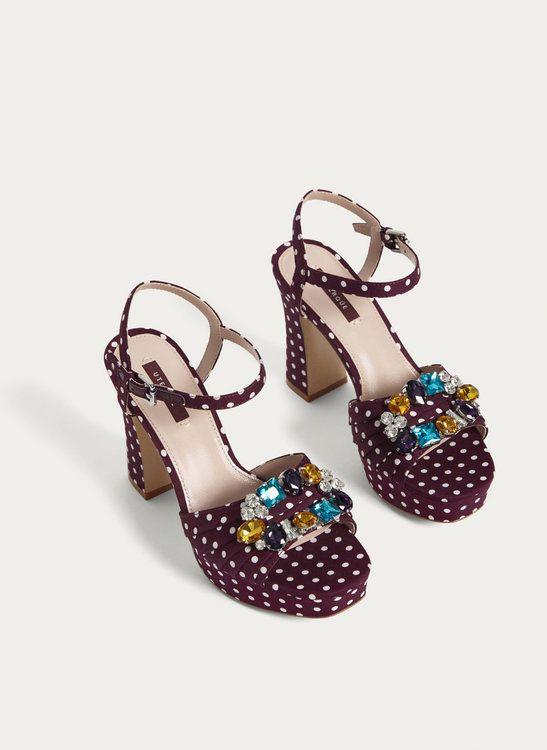 De FiestaY 2019 CreditsUterqüeShoes Zapatos En fyY6gb7