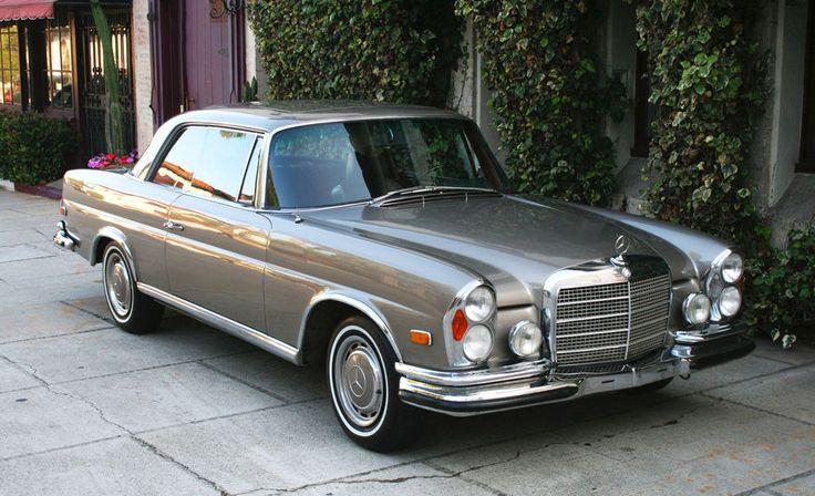 eBay: Mercedes Benz 280sec Coupe #classiccars #cars