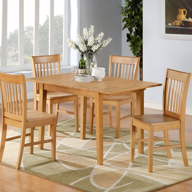 Light Colored Kitchen Tables