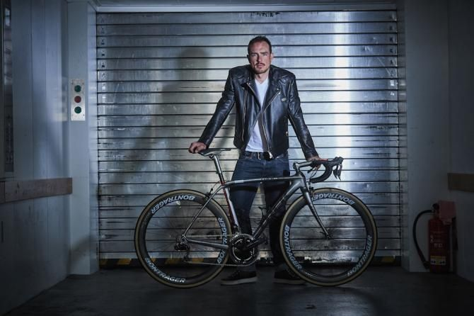 John Degenkolb și noua sa bicicletă custom, Trek Domane SLR 'Café Racer'