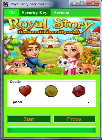 Royal Story Hacks