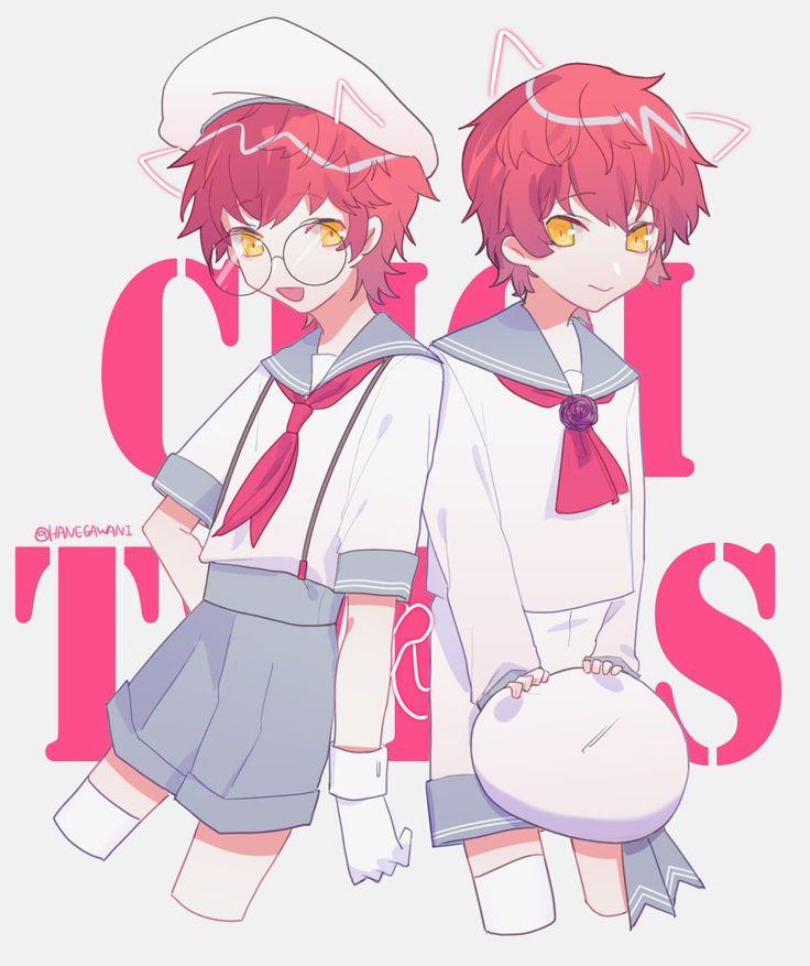 Anime Maincharacter Jasa Desain Grafis Murah